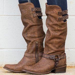 Correl Deer slouch boot